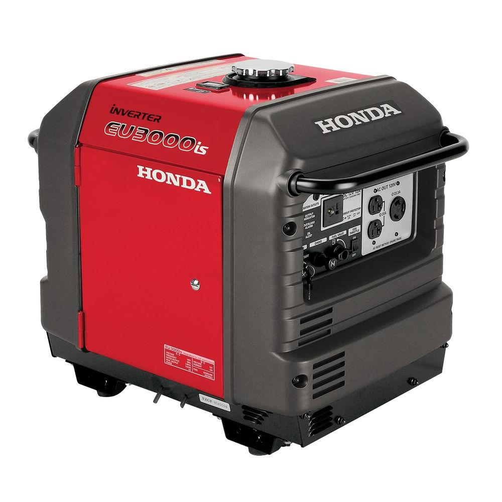 Inverter Generator with a Honda Engine